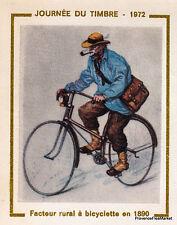 FACTEUR A BICYCLETTE Yt1710BIS  FRANCE  FDC Enveloppe Lettre Premier jour