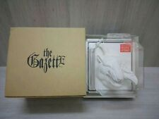 the GazettE CD+DVD BEAUTIFUL DEFORMITY JAPAN 1st Press Limited Edition 3D Japan