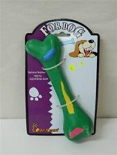 Osso in gomma dura naturale gioco cani cane COLOR FOREST 20 cm M328