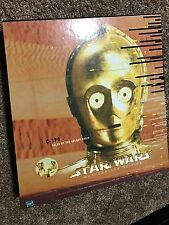 Star Wars 12 inch C-3PO with removable limbs with book set