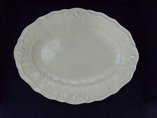 """FREE S&H Lenox Butler""""s Pantry Patisserie 16"""" Large Oval Platter New W/Tag"""