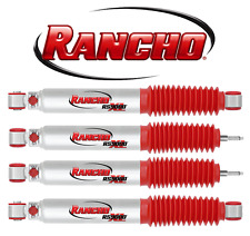 "Ford F-250 F-350 Super Duty 2WD Front and Rear 0"" Lift Shocks RS5000 Rancho KIT"