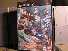 Mobile Suit Gundam Climax U.C. (Sony PlayStation 2, 2006) US SELLER!