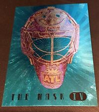 KARI LEHTONEN  2006-07 In The Game Between The Pipes THE MASK IV  Dufex  #M-02