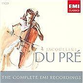 Jacqueline Du Pré: The Complete Recordings [Box Set] (2007) 1C