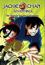 Jackie Chan Adventures - The Search for the Talismans  (DVD)  NEW