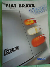 Fiat Brava Steel brochure May 2000 German text