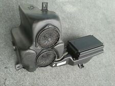 2003 AUDI A6 TRUNK BOSE SUB WOOFER SPEAKER W/AMP OEM