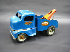 Vintage 1953 Tonka Toys Mound Metalcraft, Inc. Official Service Truck Tow Truck