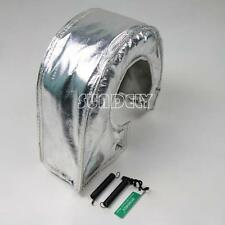 SUNDELY SILVER TURBO BLANKET HEAT SHIELD COVER FOR T4