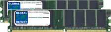 1GB (2 x 512MB) DRAM DIMM RAM KIT FOR JUNIPER SSG500 SERIES ( SSG-500-MEM-1GB )