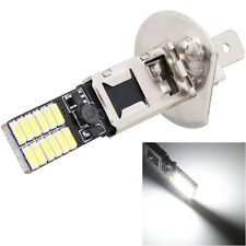 2PCS H1 4.8W 720LM 6500K White Light 24 LED SMD 4014 Error-Free Canbus Car Clear