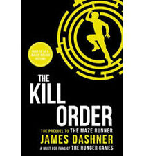 The Kill Order (Maze Runner Series), New, Dashner, James Book
