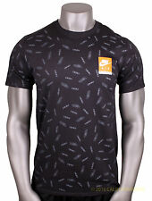 NIKE Max All Over Print T-Shirt sz S Small Black Air Day 90 95 Premium NEW