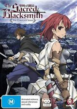 The Sacred Blacksmith Collection DVD NEW