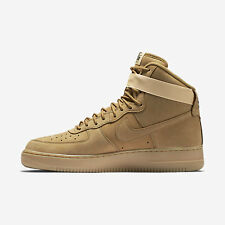NIKE AIR FORCE 1 HIGH 07 LV8 WHEAT FLAX  807617-200