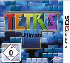 NINTENDO 3DS TETRIS ULTIMATE DEUTSCH *Top Zustand