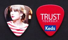 Taylor Swift Keds Trust Yourself Guitar Pick - 2013