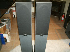 Polk RT 1000P Powered Tower Speakers - Very Good Condition !!
