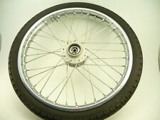 Yamaha RX50 RX 50 #6033 Chrome Front Wheel & Tire