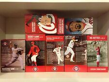 Complete Set Of Washington Nationals Bobbleheads & Rendon Garden Gnome SGA 2015