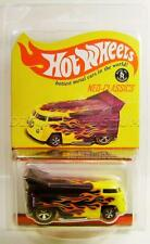 VOLKSWAGEN VW DRAG BUS FLAMES SERIES 14 DIECAST HOT WHEELS NEO-CLASSICS 2016