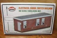 MODEL POWER ELECTRICAL SIGNAL SWITCH BUILDING HO SCALE KIT