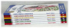 NEW Circle C Beginnings Set of 6 Susan Marlow Andi's Adventures Andrea Carter
