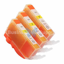 3 YELLOW CLI-226 New Compatible Ink Cartridge for Canon CLI-226Y CLI-226 CLI226Y