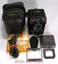 Russian Lubitel-166 Universal LOMO 6x6 4,5x6 cm film camera.Mint. №90413289