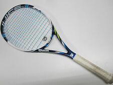 WILSON BLX JUICE 100UL TENNIS RACQUET (4 3/8) PRO SHOP DEMO!