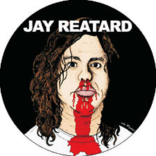 CHAPA/BADGE JAY REATARD . pin button punk reatards lost sounds black lips