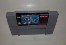 Mega Man X (Super Nintendo Entertainment System, 1993) SNES Game Megaman VGC