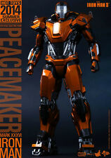 Hot Toys peacemaker mk xxxvi-iron man 3 MMS258 ** uk **