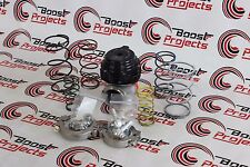 TiAL MVS 38mm BLACK WASTEGATE WITH V-BAND AND FLANGES MV-S 002953