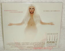 Christina Aguilera Lotus Deluxe Edition Taiwan CD w/BOX
