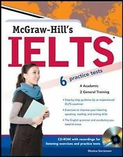 McGraw-Hill's IELTS with Audio CD by Monica Sorrenson (Mixed media product,...
