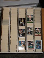 1996 Topps Baseball Card Huge  Lot Approximately 1973 Cards