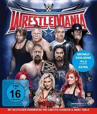 2 Blu-rays *  WWE - WRESTLEMANIA 32  # NEU OVP &