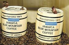 Wallenford Jamaican Jamaica Blue Mountain Coffee-Good Food Award Winner-2LBS