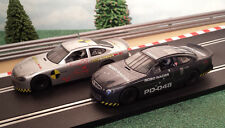 Scalextric 1:32 Pair of Cars - Ford Taurus Test Track Car & Robo Racer