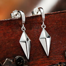 Fairy Tail Erza Earring Anime Cosplay Sterling Silver Jewelry For Women Eardrop