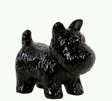 Urban Trends Ceramic Dog Welsh Terrier / scotty dog figurine.