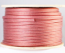 SPEAKER CABLE Transparent OFC High Definition PRO 2x252 Strand Price Per Metre