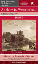 Appleby-in-Westmorland (Cassini Old Series Historical Map), Cassini Publishing L