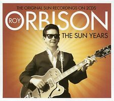 ROY ORBISON THE SUN YEARS - 2 CD BOX SET - DEVIL DOLL, ROCK HOUSE & MORE