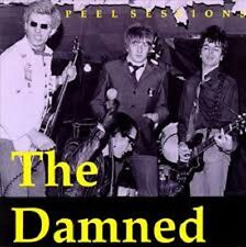 The Damned - Peel Sessions #1 - 1991 Dutch East India Trading NEW
