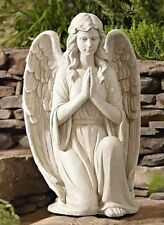 "Concrete / Cement Statue Mold 27"" Kneeling Angel Latex rubber / fiberglass"