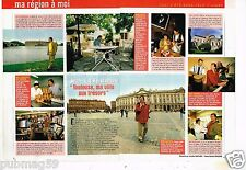 Coupure de presse Clipping 2002 (2 pages) Jean Luc Reichmann