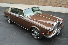 Rolls-Royce: Silver Shadow - Wraith II, Fuel Injected model